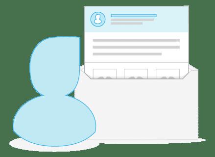 enter sender details