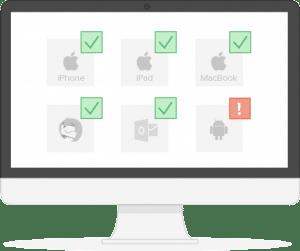 optimal email display