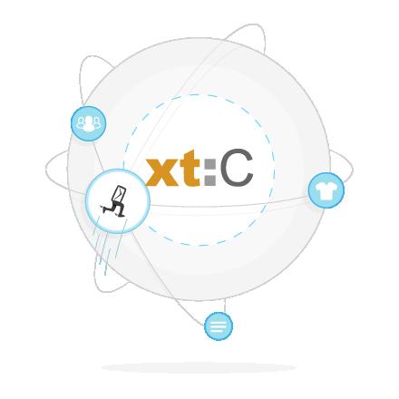 xt:commerce integration