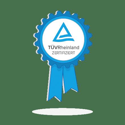 award-for-tüv-certification