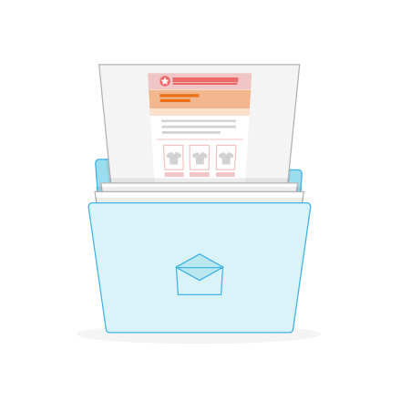dynamic newsletter archive