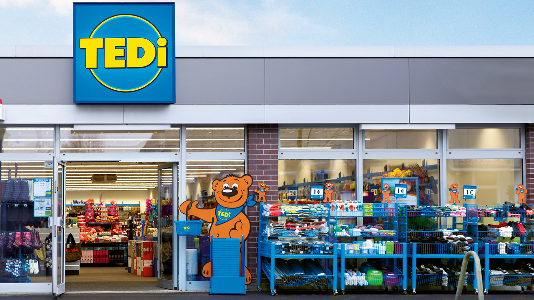 TEDi and Newsletter2Go Email Marketing
