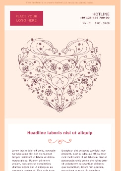 Valentines-day-newsletter-template