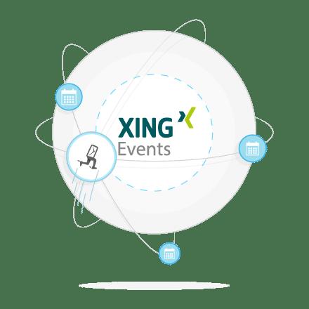 Xing Events integration