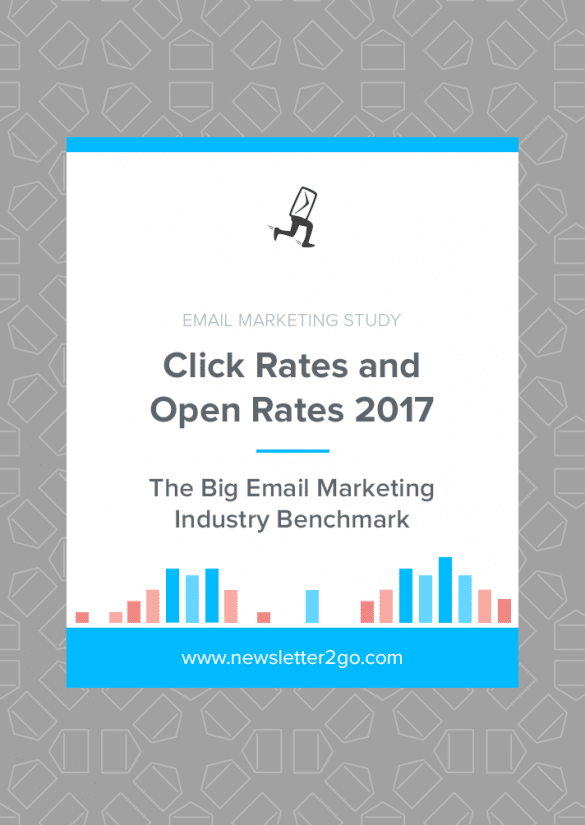email marketing industry benchmark 2017