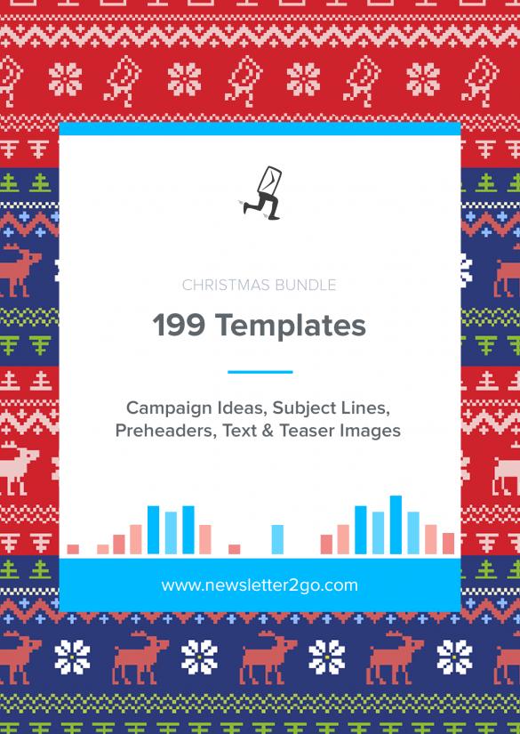 Email marketing Christmas bundle 2017