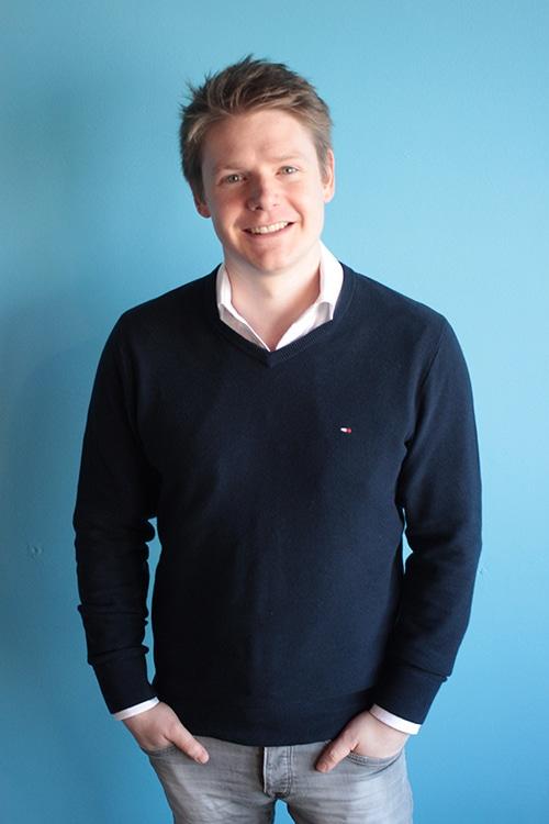 Photo of Christoph Beuck - Newsletter2Go