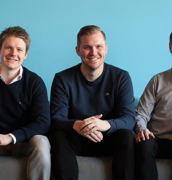 Newsletter2Go Founders